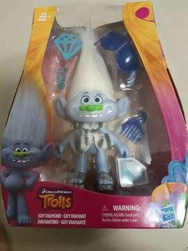 Mainan Trolls Guy Diamond