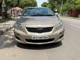 Toyota Corolla Altis D4D G diesel