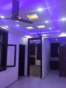 double badroom flat sale, near gaur chowk