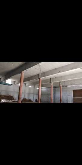 Industrial Godown for Rent in MIDC