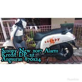 Scoopy New 2017 Alarm CBS ISS Murih Meriah