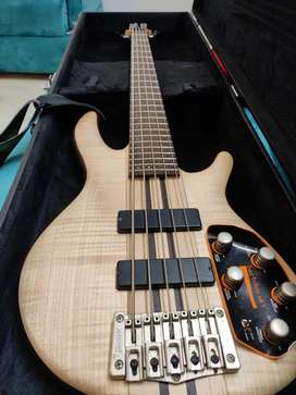 Cort A5 bass guitar Unused Just like new