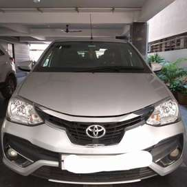 Toyota etios VD top end