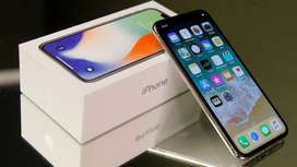 apple iphone x 256gb white with all accessories warranty and cod yes
