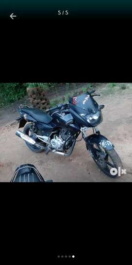 150 pulsar good condition arjant sele