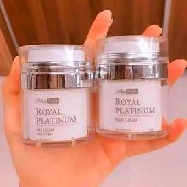 Prime royal platinum wajah jadi kenyal kinclong