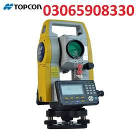 "Topcon ES105 Total Station (5""/500m/USB/Made in Japan)Auto Levels"