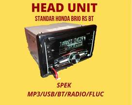 HEAD UNIT JVC STANDAR BRIO RS BT