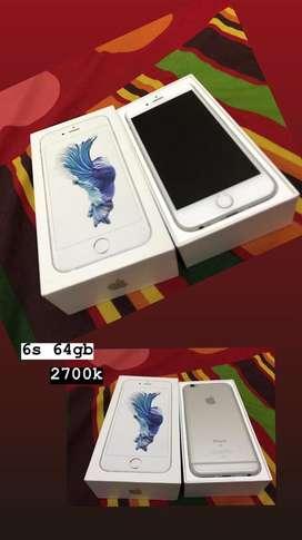 Iphone 6s 64gb mulus bisa dicek