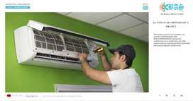Blowell aircon systems is a hvac service oriented