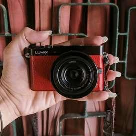 Lumix DMC GM5 red edition