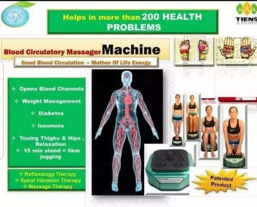 BCM for weight reduction and circulation