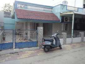 Semi furnished house with good condition