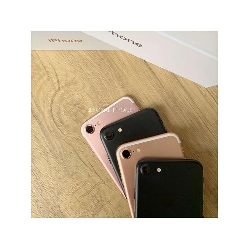 iPhone 7 128GB Second Original Bisa all provider