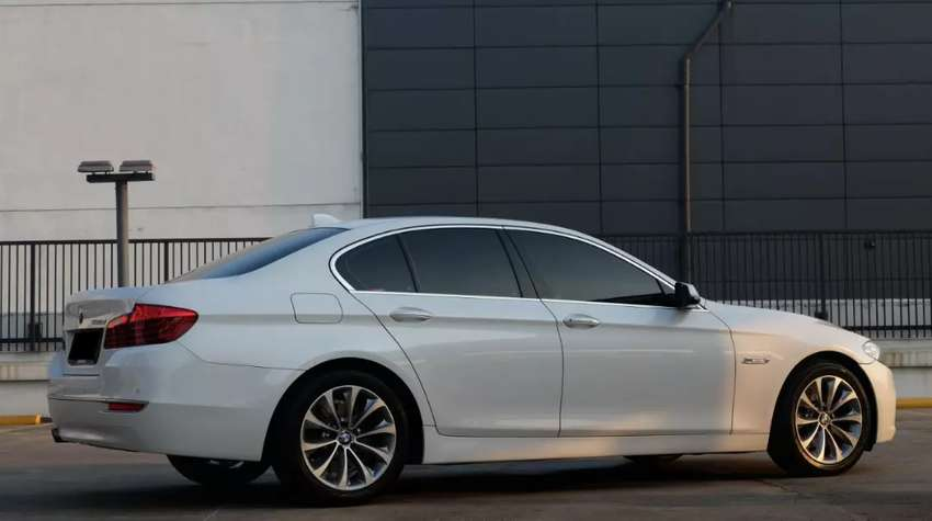 Bmw 520d Lci Facelift 2014 Sangat iritttt 0