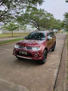 Pajero dakar Limited 2013 Automatic