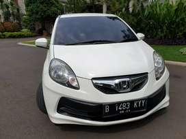 Honda Brio E 1.3 Cbu Matic Tahun 2013 tt ayla/agya/Swift/Yaris/avanza