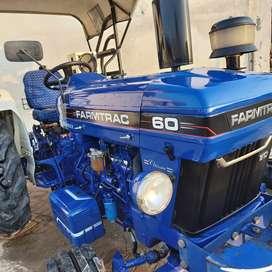 Farmtrac 60 Supermaxx Classic