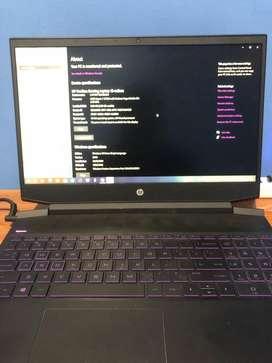 HP Pavillion gaming 15 EC0022AX