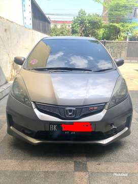 Honda jazz 2009 rs manual