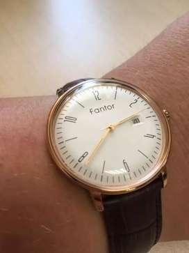 New imported Fantor curved glass watch