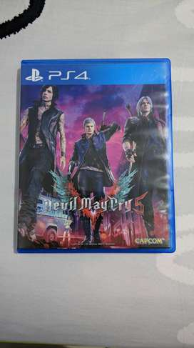 Devil May Cry 5 Reg 3 Seken