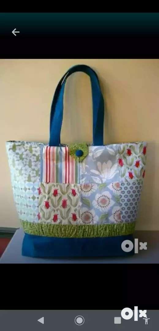Cloth handbags 0