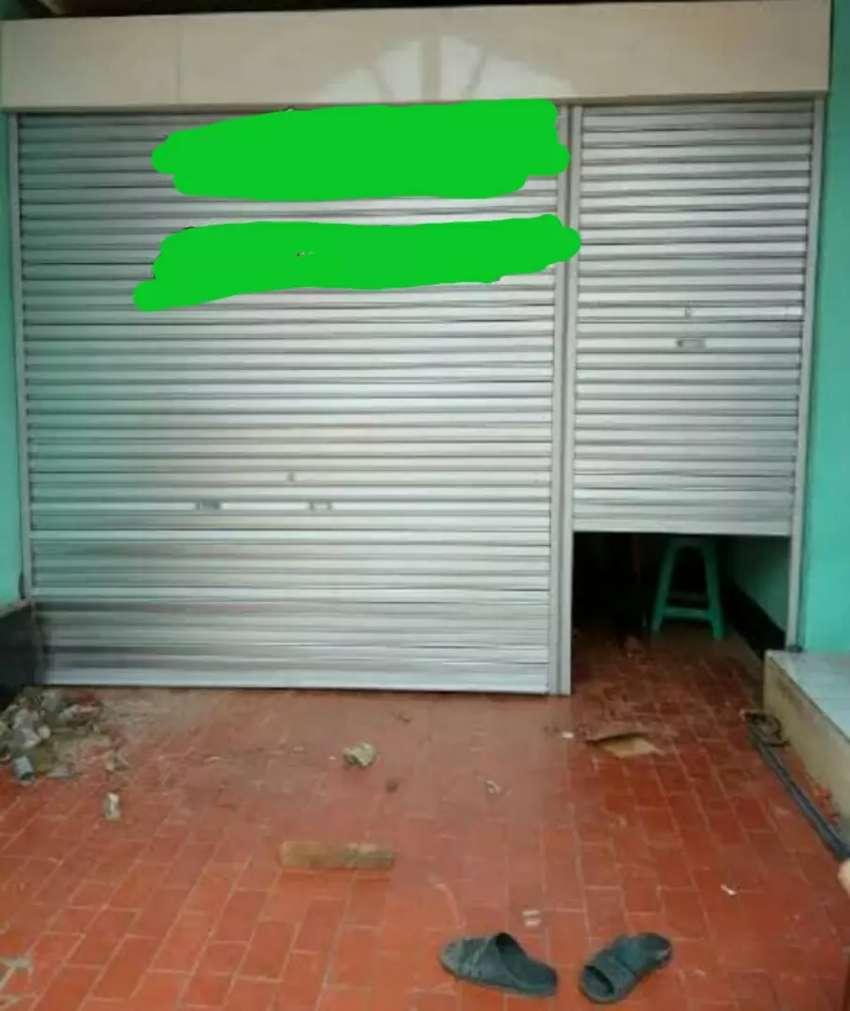 Rooling Door anti karat 0