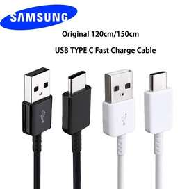 Original USB 3.1 TYPE-C Fast Charging Data Cable For Samsung Galaxy