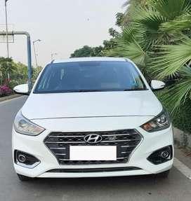 Hyundai Verna Fluidic 1.6 VTVT SX, 2020, Diesel