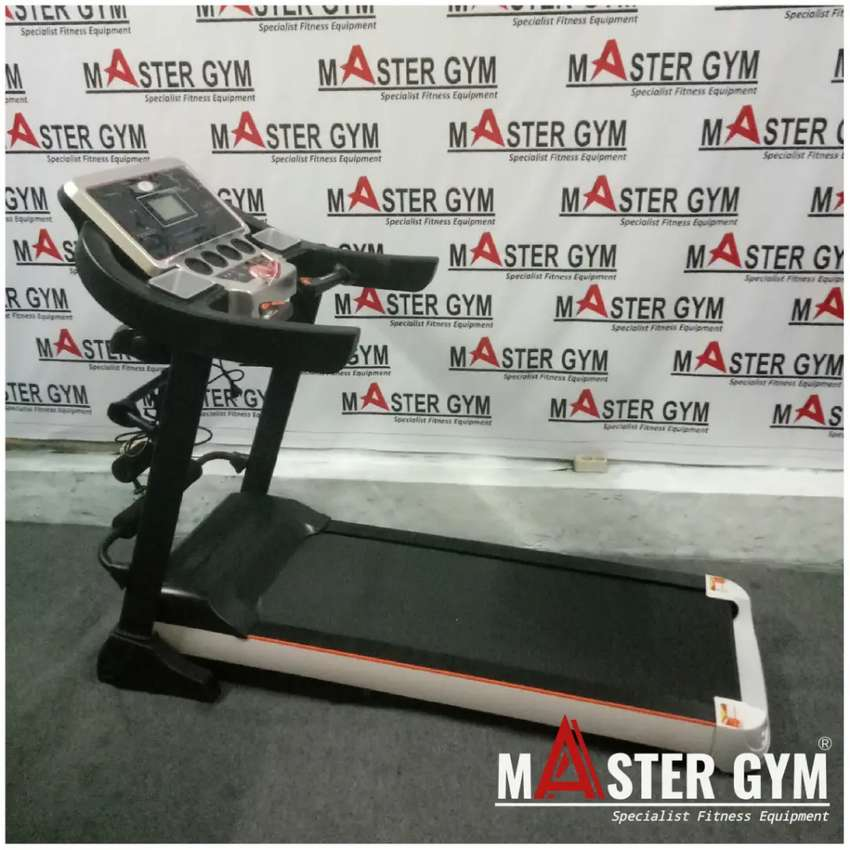 Jual Alat Fitnes Treadmil Elektrik SJ/0718 - Kunjungi Toko Kami