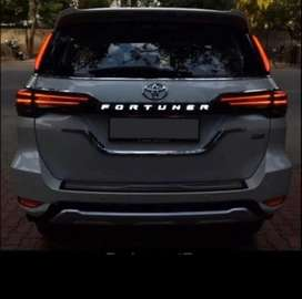 New Fortuner back front lights available.