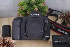 Canon EOS 5d Mark III SC28rb Body Only istimewa