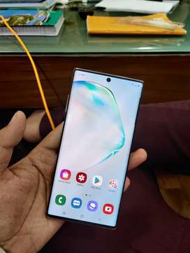 Galaxy Note 10 Plus - 4/5 month old - Aura Glow colour