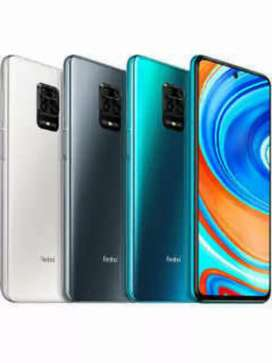 Note 9 pro max 6-128GB and note 9 pro all model available