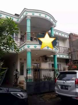 TURUN HARGA LAGI  Rumah megah di Curug Pondok kelapa