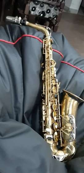 BEAUTIFUL Saxophone For Sell