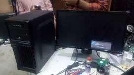 Core i7 editing PC, 8gb ram, 4gb graphics, SSD 128gb
