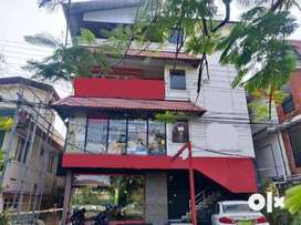 Commercial building for sale at Panampilly nagar