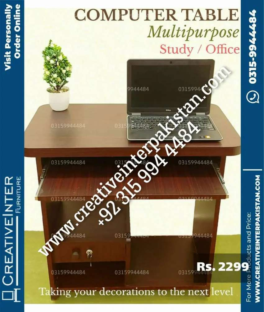 Computer study office table wholesale sofa bed set chair workstation 0