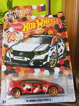 Hotwheels Honda Civic