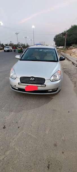 Hyundai Verna 2007 Diesel Well Maintained