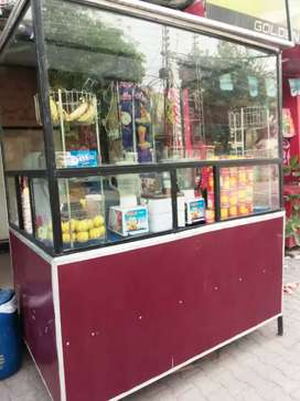 Juice Bar counter for sale urgent new
