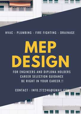 MEP Training for Diploma/Engineering graduates