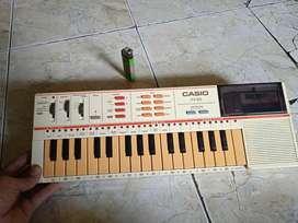 Piano casio PT 82 normal lengkap memori
