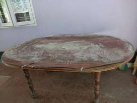 Old Dining Table 6x4