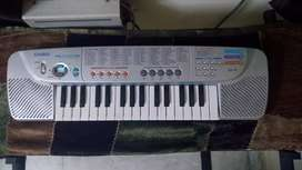 Casio Keyboard SA-45 (Silver Edition) for Kids