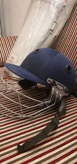 Helmet full size pads and kit bag