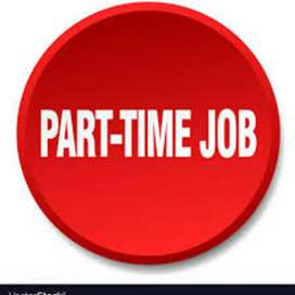 Part time evening shift jobs male candidate's required