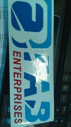 Cutting stiker murah surabaya